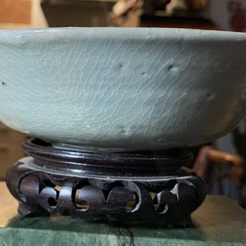 Celadon Bowl - Longquan? Sung? - Asian