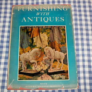 Furnishing With Antiques - Books