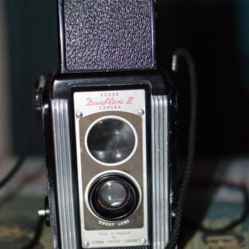 Kodak Duaflex II camera - Cameras