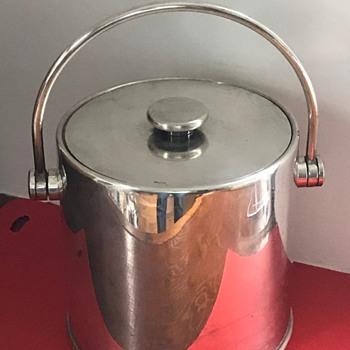 Vintage Ercuis Buis Ice Bucket - Kitchen