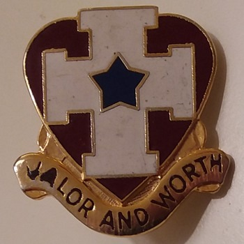 139th Medical Brigade DUI - Military and Wartime