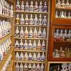 Variety of 2 color war slogan milk bottles.....