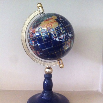 A Gem Globe