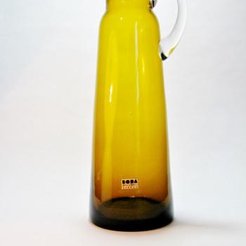 BODA AFORS -SWEDEN  - Art Glass