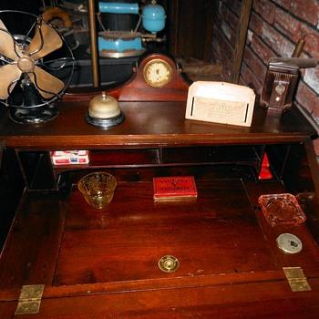 Antique Secretary Part Two - Furniture