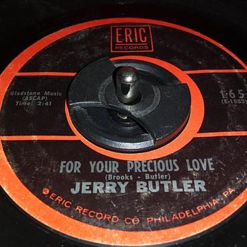 45 RPM SINGLE....#224 - Records