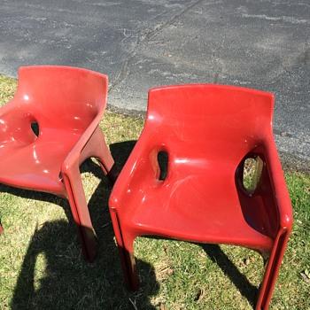 Retro chairs - Furniture