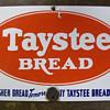 Taystee Bread sign