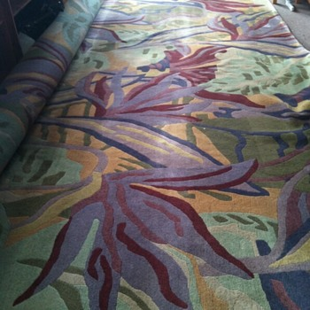 Indich Hawaiian Custom Rug - Rugs and Textiles