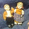Antique Porcelain Dolls