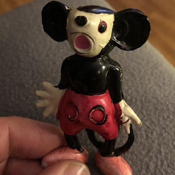 Vintage Mickey Mouse figure - Advertising