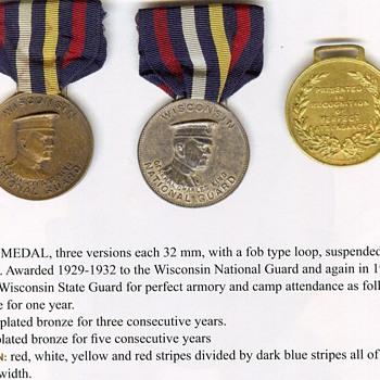 WNG King Medal