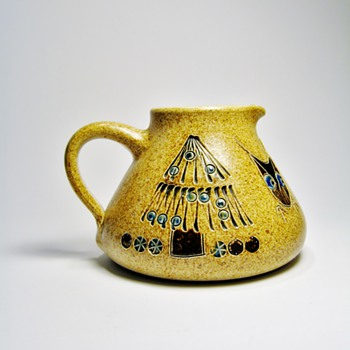 HEINZ THEO DIETZ KOENIGSWINTER-GERMANY - Pottery
