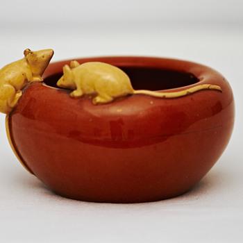 Small Bowl, Michael Andersen (Denmark), 1900-1914
