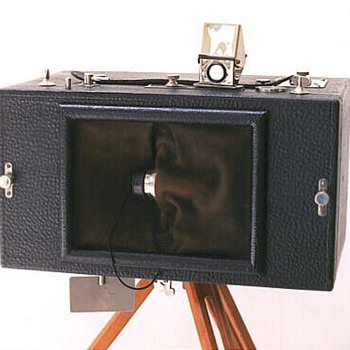 Al-Vista 5-B Panoramic Camera, 1899-1910 - Cameras