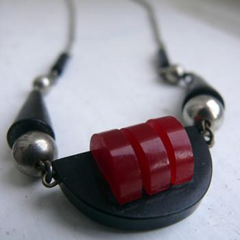 Jacob Bengel art deco custom jewelry - Art Deco