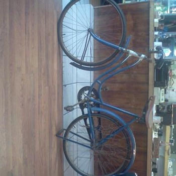 Iver Johnson Bicycle - Sporting Goods
