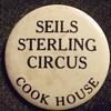 Seils-Sterling circus employee pinback
