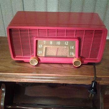 Todays find - Radios