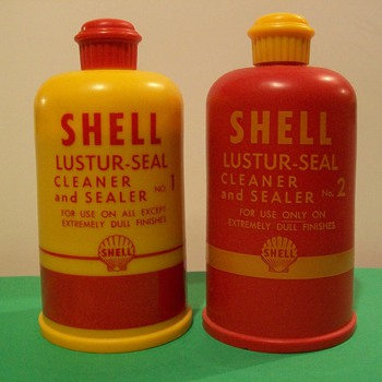 Shell Lustur Seal - Petroliana