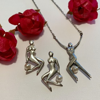 Sterling Silver Set - Fine Jewelry
