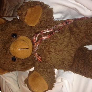 My early 90s teddy