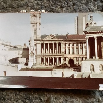 Old Birmingham city centre, 1978 and 1980. - Photographs