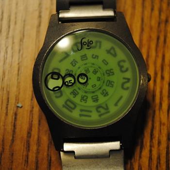 Jojo Jump Hour Watch - Wristwatches