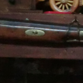Revolutionary War? Rifle - Military and Wartime