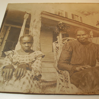 unframed photos, african american women - Photographs