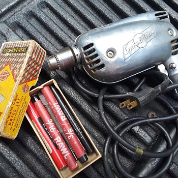 old THOR SpeedTools DRILL KIT (#2) - Tools and Hardware