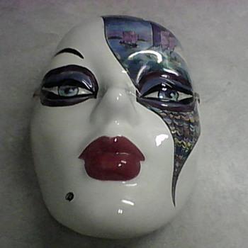 BERNICE A. HOROWITZ MASK - Pottery