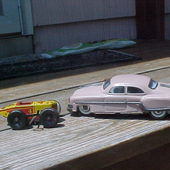 Some neat Friction cars I just got First Ones !!!! - Model Cars