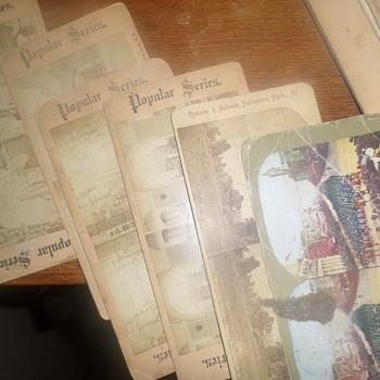 postcards?  - Photographs
