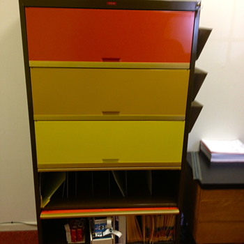 TAB Filing Cabinet - Office