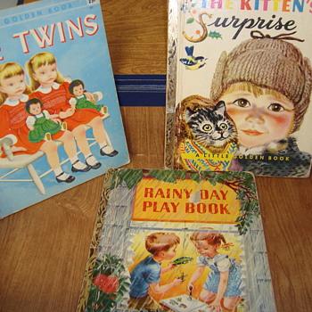 Various childrens books