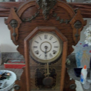 My Grandfather's Clock-Seth Thomas works!