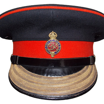 British Life Guards Forage cap - Military and Wartime
