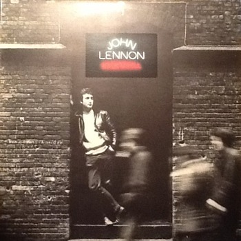 Rock 'n' Roll LP from John Lennon - Records