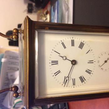 My Dad's Favorite Clock - Clocks