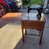 American Beauty sewing machine