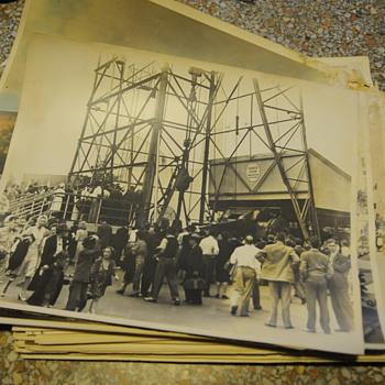1940 World Fair NYC..  - Photographs