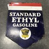 Standard Ethyl gasoline sign
