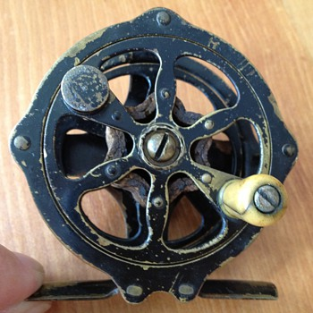 winchester fly reel 1236