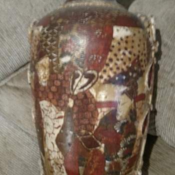 Chinese vases  (Not sure what i have ) - Asian