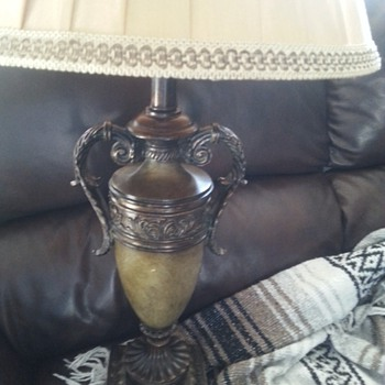 ornate table lamps