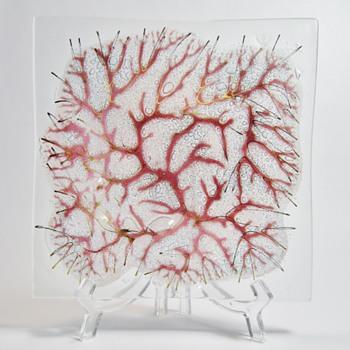 MICHAEL & FRANCES HIGGINS - USA  - Art Glass