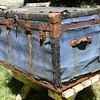 Rotted out Steamer Trunk