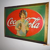 "1926 Coca-Cola Tin Sign, 8 1/2"" x 11"""