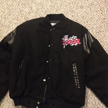 Walter Payton Team 34 Racing Jacket - Football